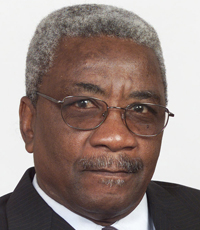 Bishop Moises Domingos Fernandes