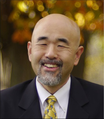 Pastor of Salem Korean UMC, phto by the Rev. TJ KMim