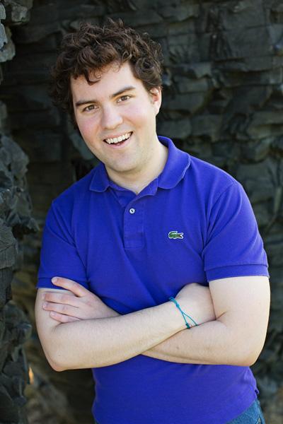 Andrew Ponder Williams. Photo courtesy of Andrew Ponder Williams.