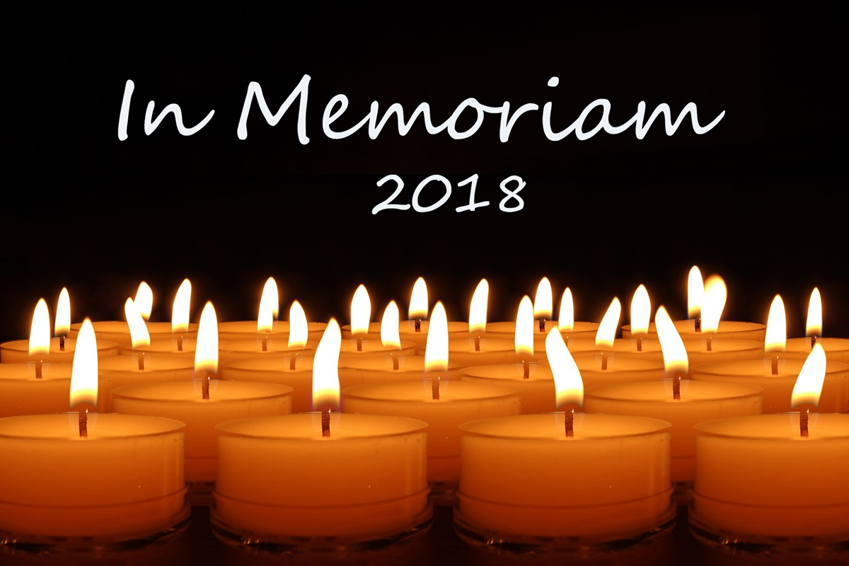 United Methodists in 2018 marked the deaths of multiple trailblazers and a world-changing evangelist who transcended denominational lines. Photo courtesy of Pixabay.