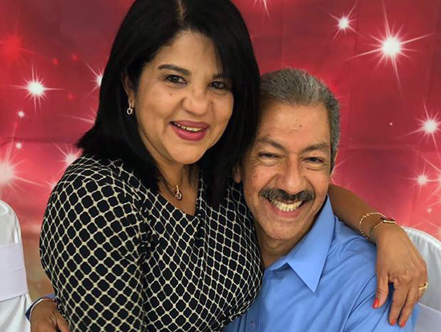 Marisol and  Victor Lopez. Photo courtesy of Facebook remembrance page.