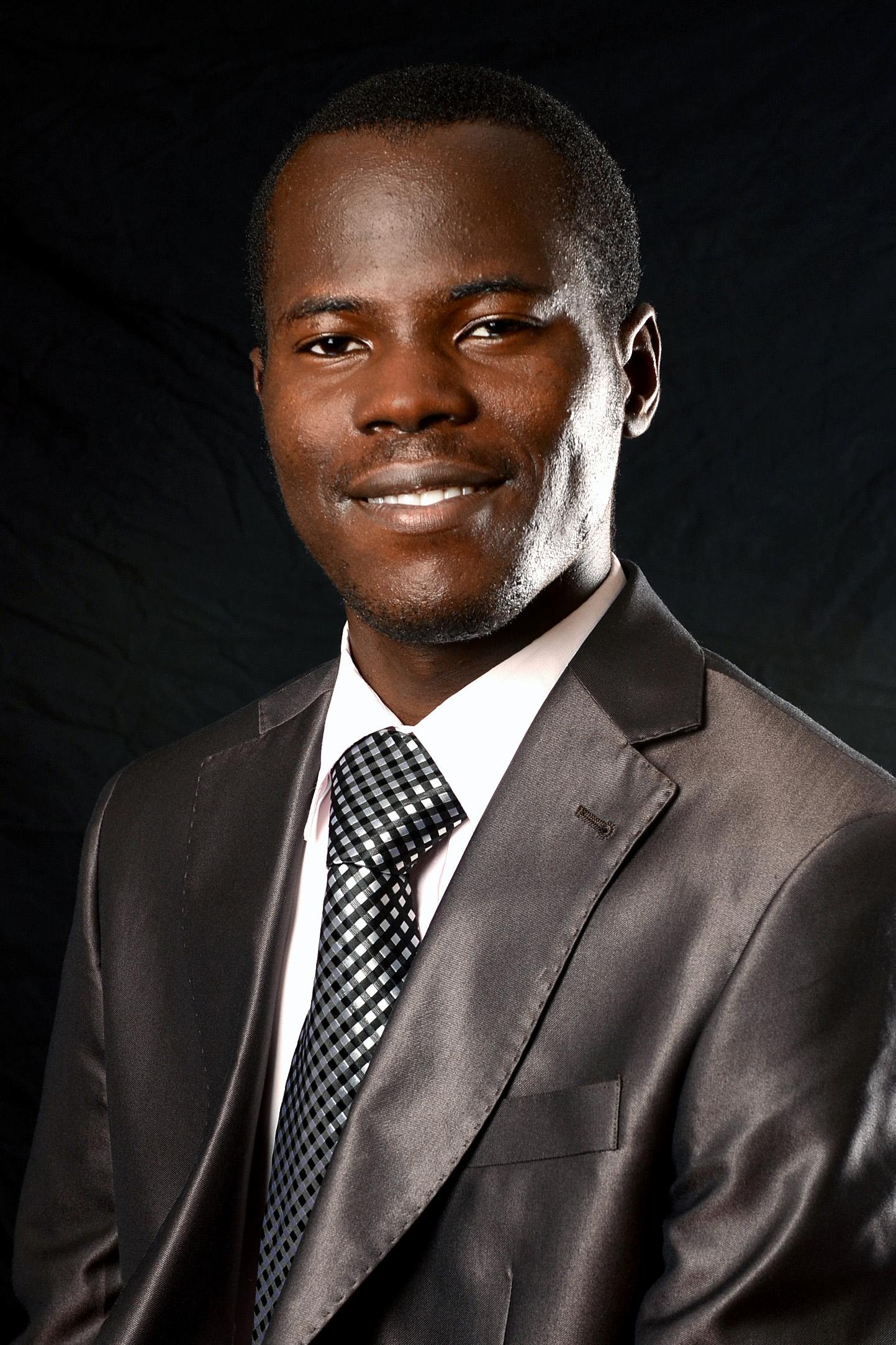 Albert Otshudi Longe. Photo courtesy of Board of Global Ministries.