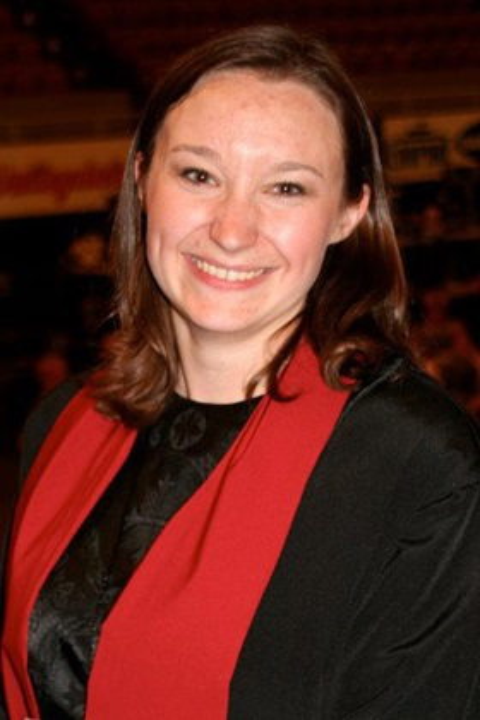 The Rev. Lauren Lobenhofer. Photo by Carol Lobenhofer.