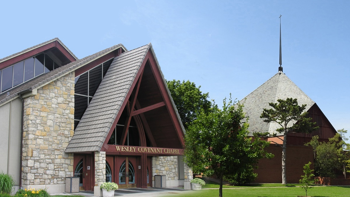 Saint Paul School of Theology, based at the United Methodist Church of the Resurrection in Leawood, Kans., is celebrating that it's no longer on probation with its accrediting agency. Photo courtesy Saint Paul School of Theology.