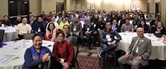 Filipino-Americans attend the launch of the Global Filipino United Methodists Movement Feb. 22 in St. Louis. The initiative will assist churches in diaspora. Photo courtesy of the Rev. Edgar De Jesus