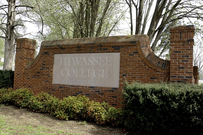 Hiwassee College in Madisonville, Tenn., will close at the end of its spring semester on May 10. The 170-year-old school is affiliated with the Holston Conference of The United Methodist Church. File photo courtesy of the Holston Conference.