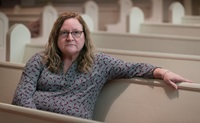 "The Rev. Paula Napier lost her 32-year-old son, Lincoln Nutter, to a drug overdose in June 2018. Napier, who pastors Canaan United Methodist Church in Charleston, W.Va., says she lives in the midst of the opioid crisis. ""I think people need to know it hits everybody,"" she said."
