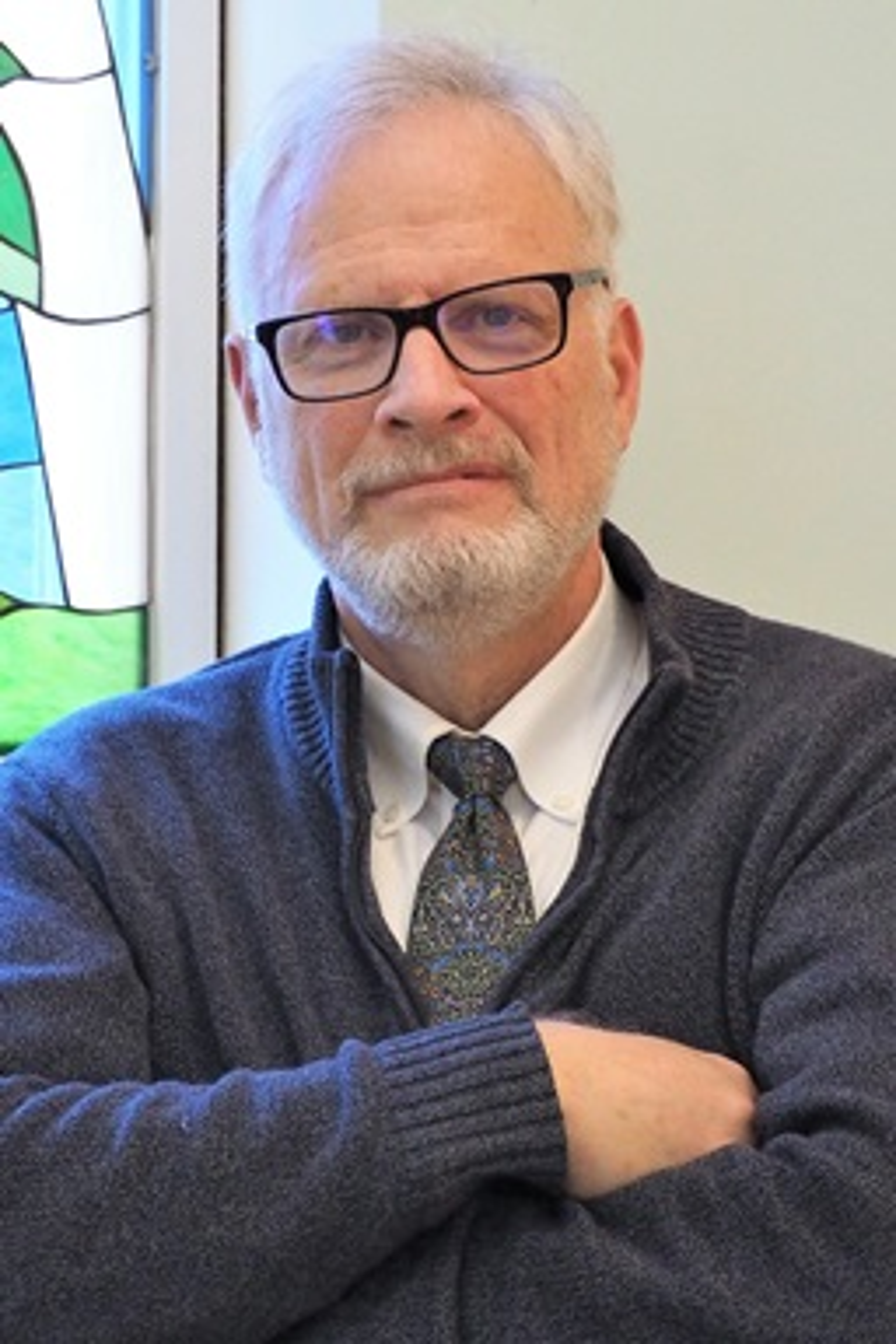 The Rev. Jeffrey Edwards. Photo by Joanne Rich.