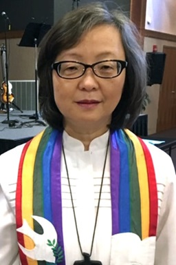 The Rev. In-Sook Hwang. Photo courtesy of Rev. Hwang.