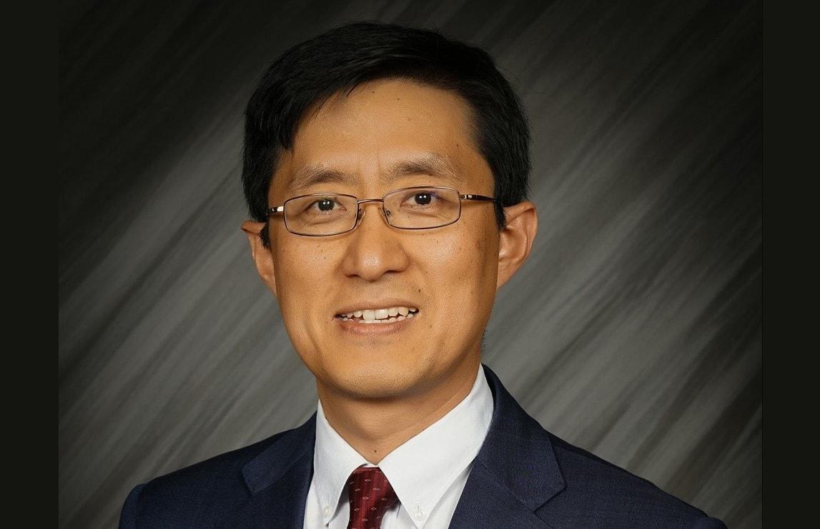 Rev. Heecheon Jeon. Foto cortesía de la Conferencia Anual de Iowa.