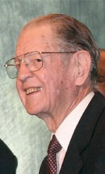 The Rev.   Wayne Coffin, a former member of the United Methodist Judicial Council, died July 4 at the age of 95. Photo by Kristin Van Nort, Oklahoma Conference; cropped by UM News.