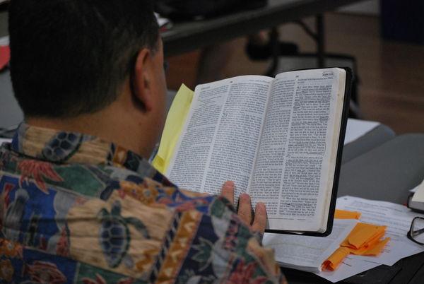Los Principios Sociales de La Iglesia Metodista Unida han sido revisados para incluir diferentes perspectivas, que permitan responder a las realidades globales y no de un solo país. Foto cortesía de la Junta Global de Iglesia y Sociedad (GBCS).