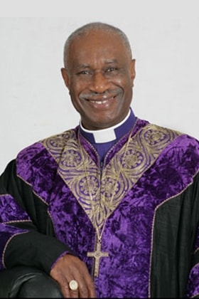 AME Senior Bishop McKinley Young. Photo by Aaron Mervin, courtesy of the African Methodist Episcopalian Church official website. UM News remembers notable church leaders who died in 2019.