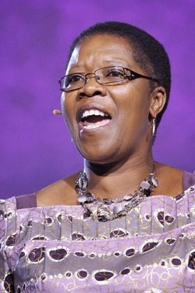Betty Spiwe Katiyo. Photo by Paul Jeffrey, UM News. UM News remembers notable United Methodists who died in 2019.