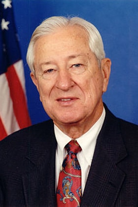 Ralph Hall. U.S. House of Representatives portrait courtesy of Wikimedia Commons. UM News remembers notable United Methodists who died in 2019.