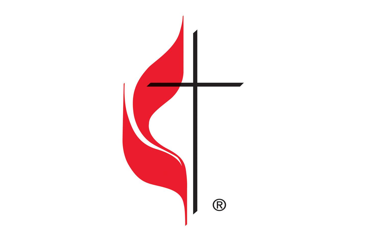 """El símbolo de la denominación refleja """"la unidad"""" de las dos denominaciones que la integraron (Iglesia Metodistas y la Iglesia de los Hermanos) en 1968, en los actuales momentos se ve seriamente amenazada producto de las discrepancias en torno al tema de la sexualidad humana y el ministerio a la comunidad LGBTQ."""