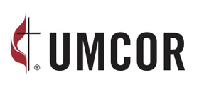 Logo for the United Methodist Committee on Relief.