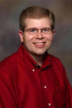 The Rev. Jay Therrell, superintendent of the North East District. Photo courtesy of the Florida Conference.