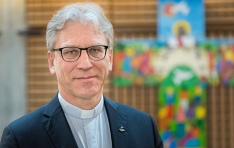 Rev. Dr. Olav Fykse Tveit, secretario General del Consejo Mundial de Iglesias (CMI). Foto por Albin Hillert, CMI.
