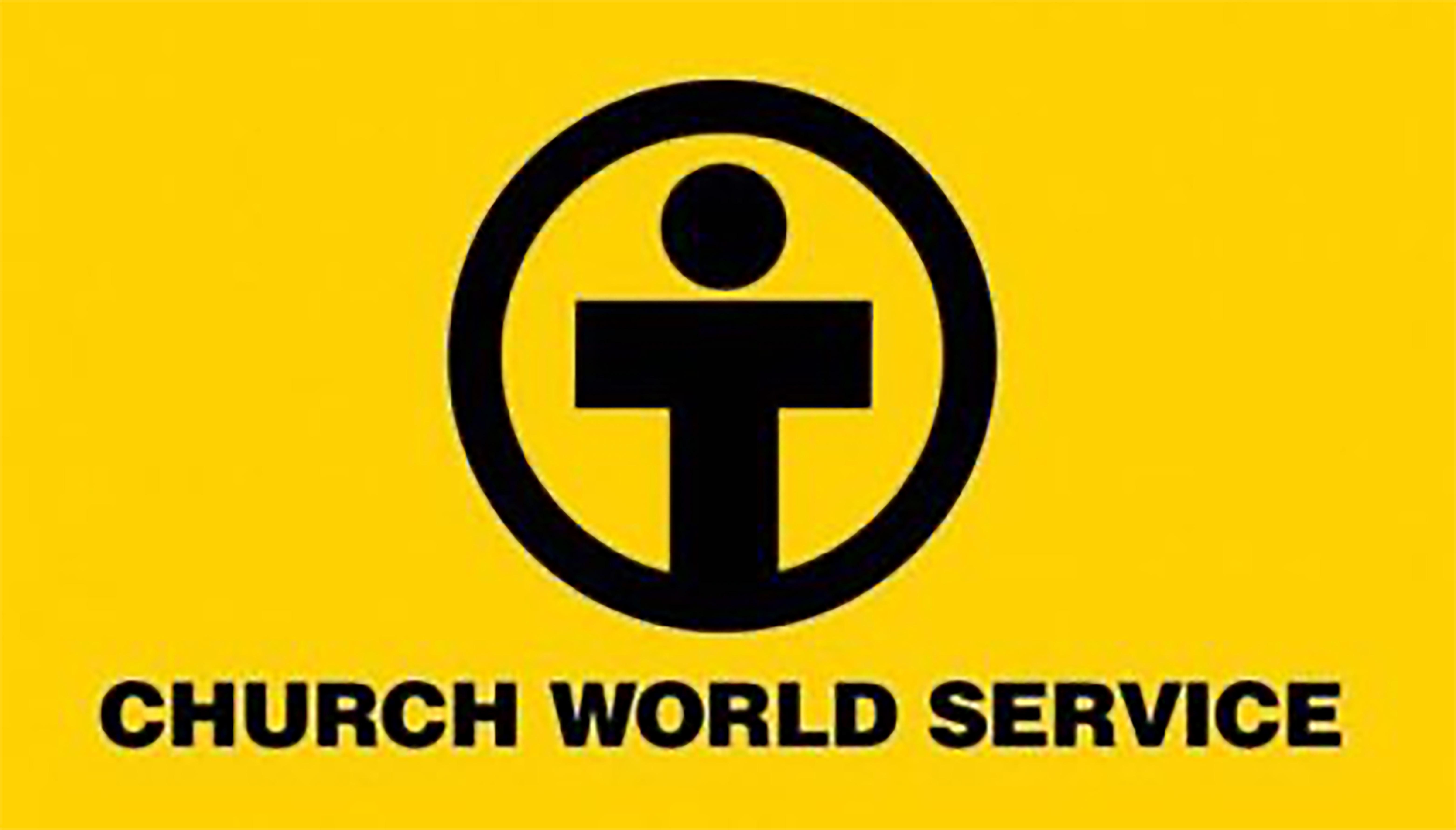 El Servicio Mundial de Iglesias (Church World Service -CWS), es una agencia humanitaria de apoyo a programas de promoción humana, ayuda humanitaria y a refugiados/as. Gráfico cortesía del CWS.